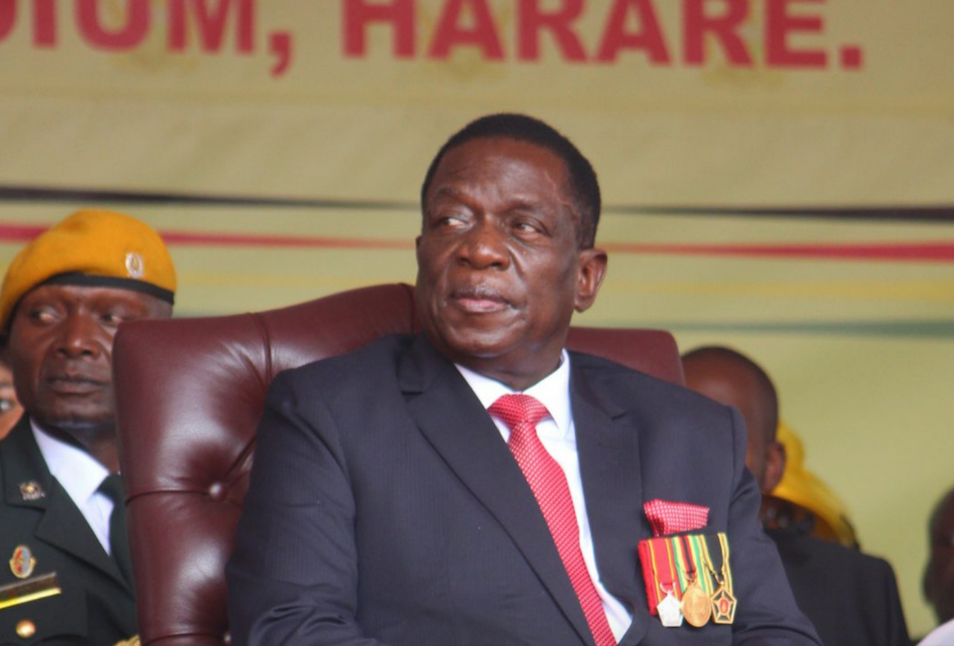Mnangagwa pledges to end machete wars