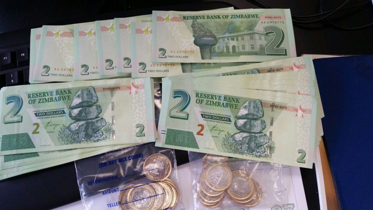 Zimbabwe enforces exclusive use of Zimdollar for domestic transactions