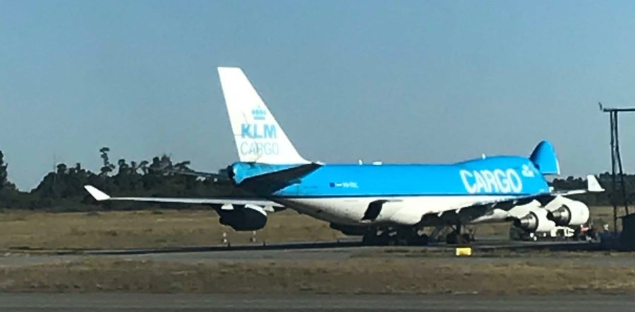 KLM Cargo increases flights into Zimbabwe